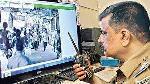रतलाम स्टेशन पर सीसीटीवी कैमरों से बढ़ाई सुरक्षा image