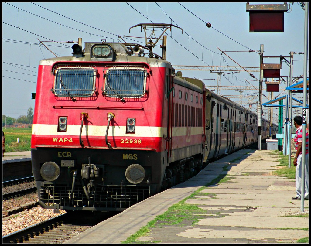 Worst train of India