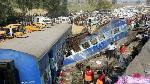 Death toll in train accident mounts to 127, reports says that tragedy could have been averted image