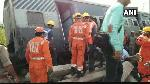 New Farakka Express derails, 7 dead 30 injured image