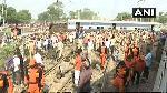 New Farakka Express derails, 7 dead 30 injured image
